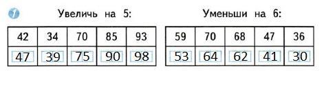 Проверочная работа по Математике 2 класс Волкова страница 30 вариант 1
