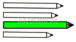 Проверочная работа по Математике 1 класс Волкова страница 10 вариант 1