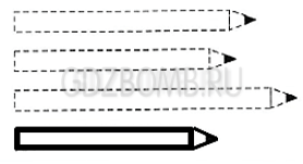 Проверочная работа по Математике 1 класс Волкова страница 11 вариант 2