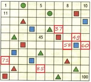 Математика 2 класс рабочая тетрадь Моро 1 часть страница 11