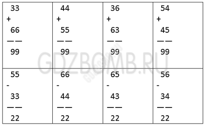 Математика 3 класс учебник Моро 1 часть страница 12