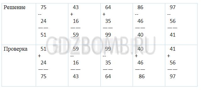 ГДЗ по Математике 2 класс учебник Моро 2 часть страница 14