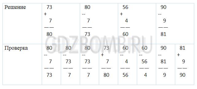 ГДЗ по Математике 2 класс учебник Моро 2 часть страница 18