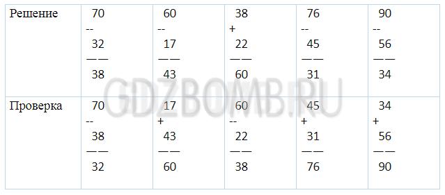 ГДЗ по Математике 2 класс учебник Моро 2 часть страница 19