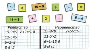 Математика 2 класс рабочая тетрадь Моро 1 часть страница 20