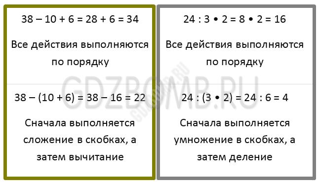 Математика 3 класс учебник Моро 1 часть страница 24