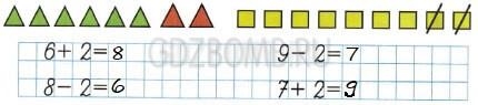 Математика 1 класс рабочая тетрадь Моро 1 часть страница 31