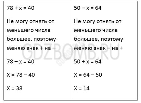 Математика 3 класс учебник Моро 1 часть страница 36