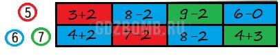 Математика 1 класс рабочая тетрадь Моро 1 часть страница 38