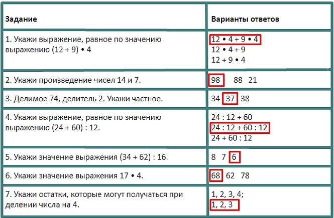 Математика 3 класс учебник Моро 2 часть страница 39