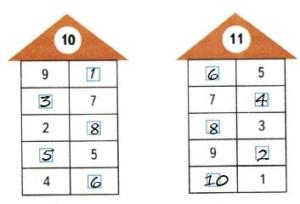 Математика 2 класс рабочая тетрадь Моро 1 часть страница 4