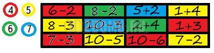 Математика 1 класс рабочая тетрадь Моро 1 часть страница 40