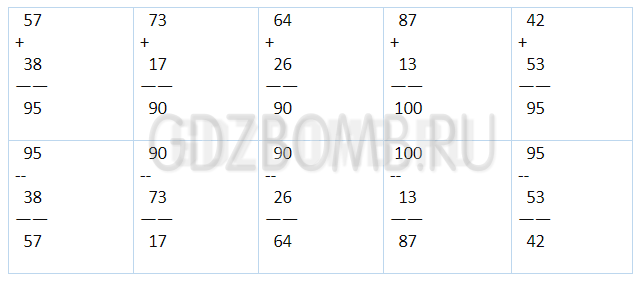 ГДЗ по Математике 2 класс учебник Моро 2 часть страница 40