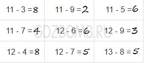 Математика 1 класс рабочая тетрадь Моро 2 часть страница 44