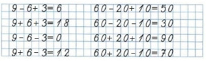 Математика 2 класс рабочая тетрадь Моро 1 часть страница 55