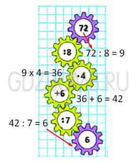 Математика 3 класс учебник Моро 1 часть страница 58