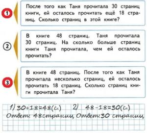 Математика 2 класс рабочая тетрадь Моро 1 часть страница 68