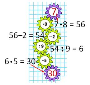 Математика 3 класс учебник Моро 2 часть страница 8
