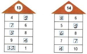 Математика 2 класс рабочая тетрадь Моро 1 часть страница 9