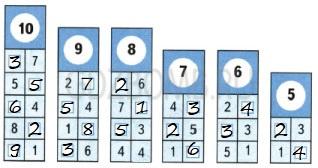 Математика 1 класс рабочая тетрадь Моро 2 часть страница 9